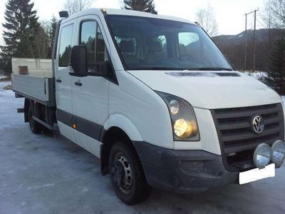 occasion VW Crafter FOURGON BAS 30 3250 2.5 TDI 136