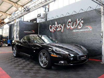 occasion Corvette C6 Coupe Compétition 6.2 LS3 Boite Mécanique