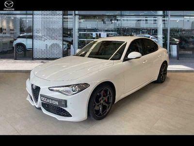 occasion Alfa Romeo Giulia 2.2 JTD 190ch Sport Edition AT8 MY19