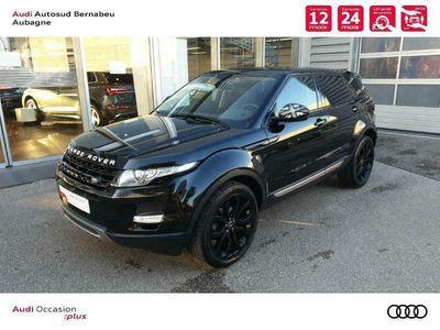 occasion Land Rover Range Rover evoque EVOQUE 2.2 Td4 British Edition BVA Mark II