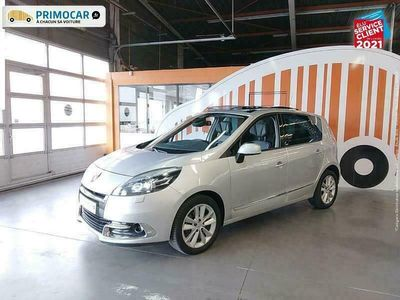occasion Renault Scénic III 2.0 dCi 150ch Initiale BVA 5p Gps Camera Cuir TPano/Ouvrant