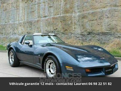 occasion Chevrolet Corvette C3 l-82 350/230 hp 1980 prix tout compris