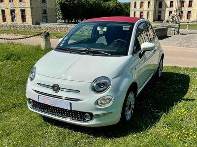 occasion Fiat 500C 1.2 69 ch 500-60th