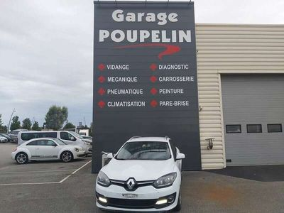 occasion Renault Mégane III Estate 1.5 DCI 110CH ENERGY LIMITED ECO² EURO6 2015