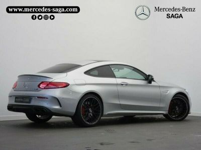 occasion Mercedes C63S AMG AMG