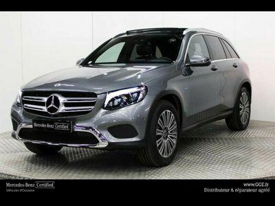 occasion Mercedes GLC350 e 4MATIC SUV Fascination