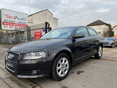 occasion Audi A3 1.6 TDI 105CH DPF START/STOP AMBIENTE S TRONIC 7