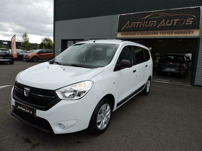 occasion Dacia Lodgy Silver Line dCI 90 7 places