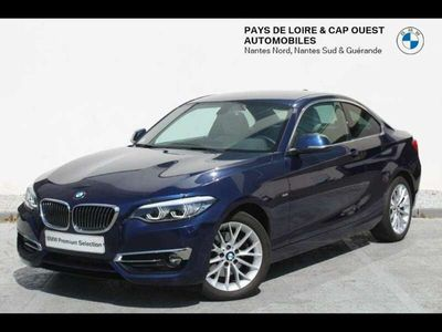 occasion BMW 220 Serie 2 Coupe d 190ch Luxury