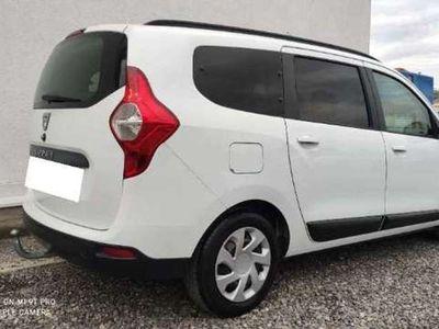 occasion Dacia Lodgy 1.5 dCI 90 FAP 5 places Lauréate