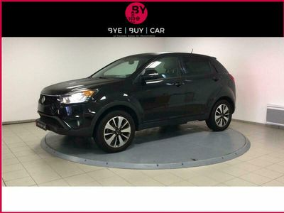 occasion Ssangyong Korando 2.0 EXDI 150 LE PACK SPORT 2WD