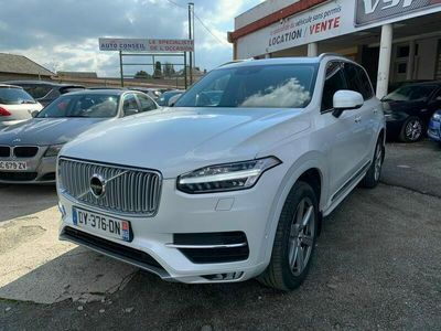 occasion Volvo XC90 D5 2.0 TDi AWD Geartronic8 225 inscription luxe