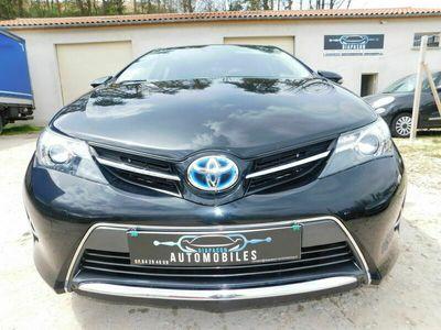 occasion Toyota Auris 44Mkm hybride 11900Euros avec avance possible prime conversion jusque 3000Euros