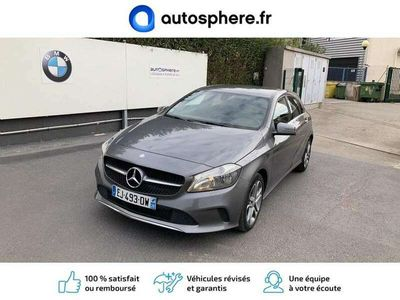 occasion Mercedes A180 CLASSE Inspiration 7G-DCT