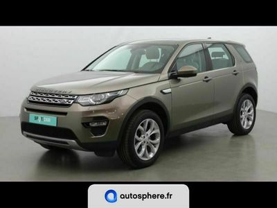 occasion Land Rover Discovery Sport 2.0 TD4 150ch HSE AWD Mark III