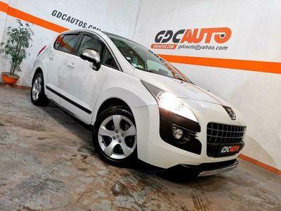 occasion Peugeot 3008 2.0 HDI 150CH FAP BVM6 Allure
