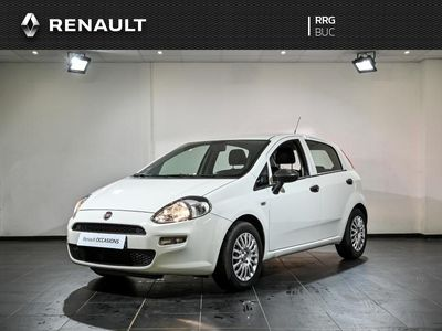 occasion Fiat Punto 1.2 69 ch Pop 5 portes Essence Manuelle Blanc