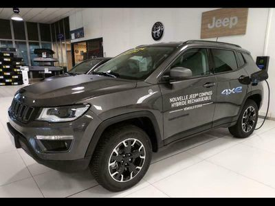 occasion Jeep Compass 1.3 GSE T4 240ch Trailhawk 4xe PHEV AT6