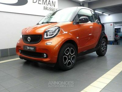 occasion Smart ForTwo Coupé 1.0i Passion *DCT* Tempomat * LED * Isofix * RDK*