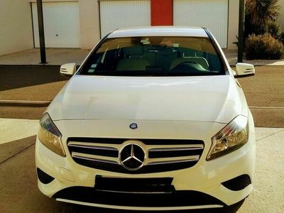 occasion Mercedes A180 ClasseBlueEFFICIENCY Inspiration