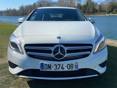 occasion Mercedes A180 ClasseBlueEFFICIENCY Fascination