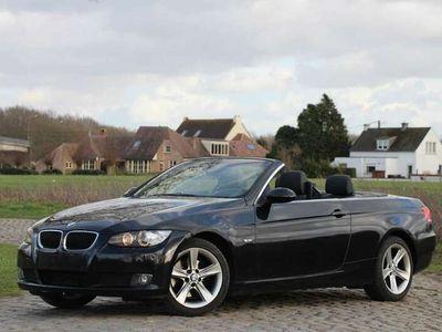 occasion BMW 320 Cabriolet D - - ZETELVERWARMING - NAVI - 1J GARANTIE