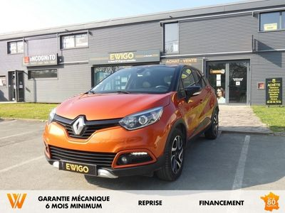 occasion Renault Captur I 1.5 dCi 110 ch S&S energy Intens Euro6