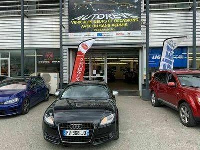 occasion Audi TT - 3.2L V6 - Noir