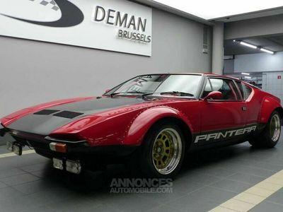 occasion De Tomaso Pantera 1973 GTS type 874