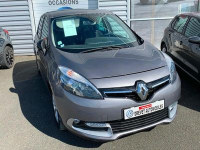 occasion Renault Scénic III 3 1.2 TCe 115ch energy Limited Euro6 2015