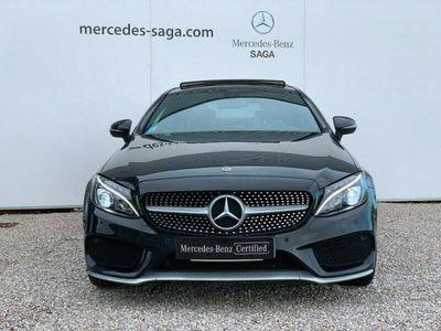 occasion Mercedes C250 d Coupé Sportline