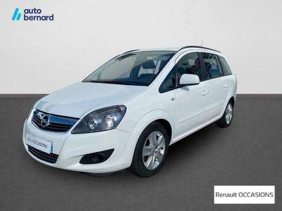 occasion Opel Zafira 1.7 CDTI 110ch FAP Edition
