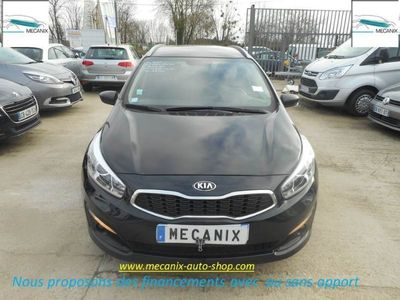 occasion Kia cee'd Cee'd SW 1.6 Crdi 136ch Isg Active Dct7