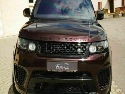occasion Land Rover Range Rover 5.0 V8 S/C SVR Toit panoramique Peinture SVO ACC Caméra