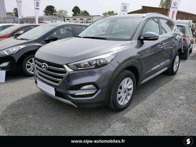 occasion Hyundai Tucson 1.7 CRDI 115ch Creative 2WD