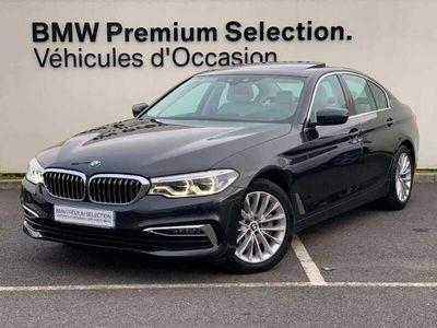 occasion BMW 540 Serie 5 dA xDrive 320ch Luxury Euro6c