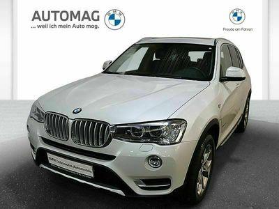 occasion BMW X3 xDrive20d 1.Hd*Wie Neu*Navi*HiFi*cam