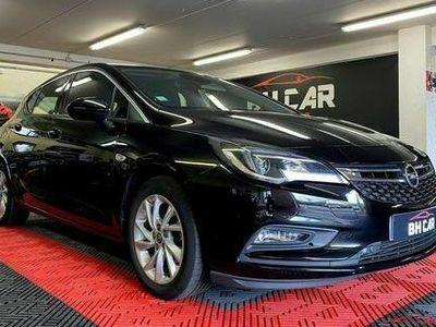occasion Opel Astra 1.4 T 125 INNOVATION EU6D-TEMP 63300KM - Noir Métallisé
