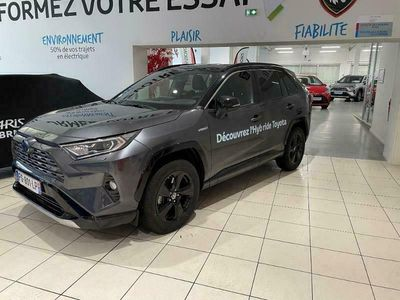 occasion Toyota RAV4 Hybrid 218CH 2WD COLLECTION PACK CONFORT MY20