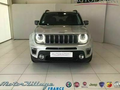 occasion Jeep Renegade 1.3 GSE T4 190ch 4xe Limited AT6 MY21