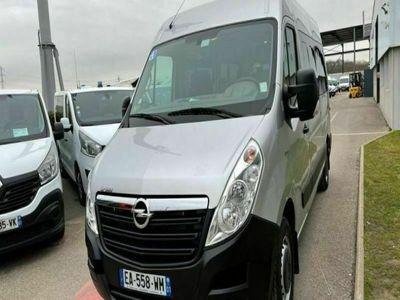 occasion Opel Movano 145cv l2h2 TPMR 9 places PRIX HT
