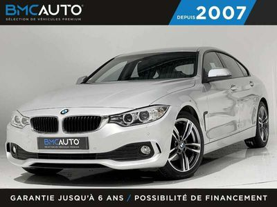 occasion BMW 420 Gran Coupé Série 4 420D Xénon/Cuir/GPS