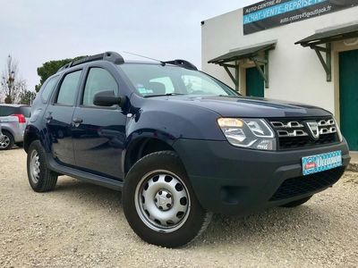occasion Dacia Duster 2015 - Bleu - 1.2 TCE 125 CV AMBIANCE ÉDITION 2016