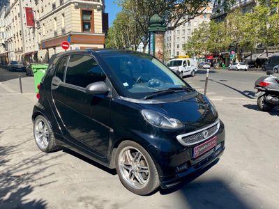 occasion Smart ForTwo Cabrio Brabus 102 ch Exlusive