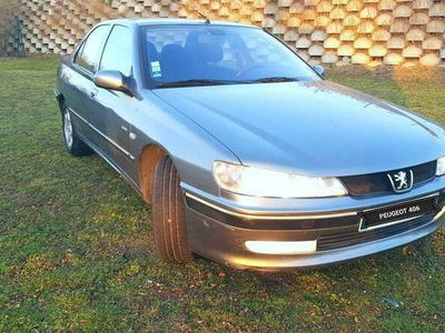 occasion Peugeot 406 2.0 HDi - 110 NavTech on board