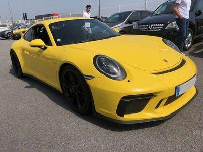 occasion Porsche 911 GT3 4.0i Boîte manuelle