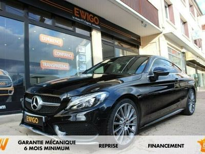 occasion Mercedes 200 Classe C CoupeSportline