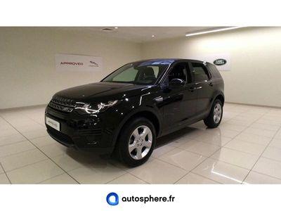 occasion Land Rover Discovery Sport 2.0 eD4 150ch e-Capability Pure 2WD Mark III