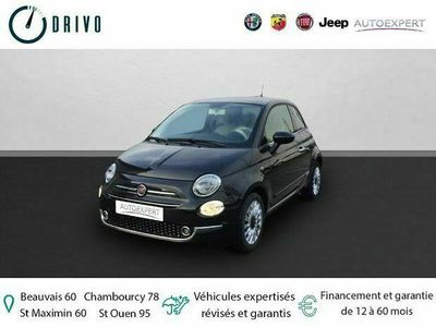 occasion Fiat 500C 0.9 8v TwinAir 85ch S&S Lounge Dualogic