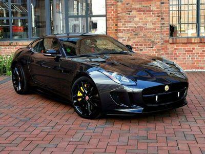 occasion Jaguar F-Type Coupe 3.0 V6 380ch S BVA8 AWD Supercharger Performance *Gtie12 Mois & Livraison inclus*